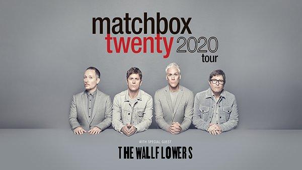 image for Matchbox 20 2020 Tour!