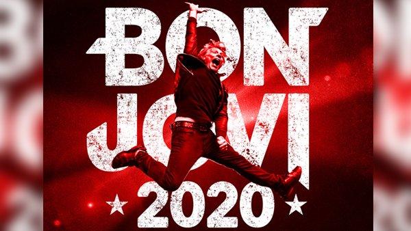 image for Bon Jovi At The Golden 1 Center!