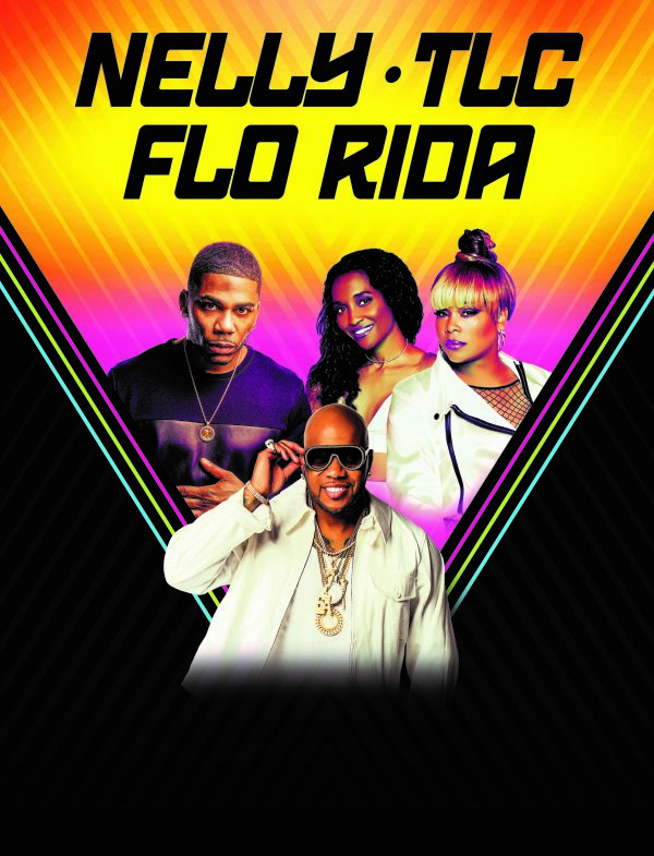 None - Win 2 Golden Circle Tix to Nelly/TLC/Flo-Rida