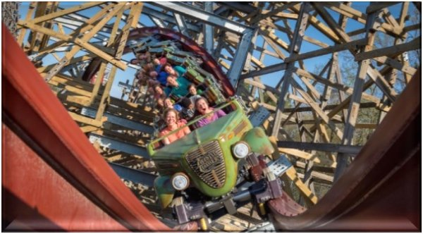 None - Enter for a Chance to Win a 4-Pack of Kings Dominion Passes