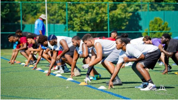 None - Win a spot at the Hampton Roads Youth Foundation Camp with Coach Mike Tomlin