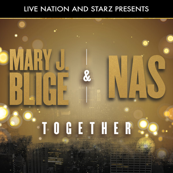 None - Win 2 Golden Circle Tix to Mary J. Blige and Nas