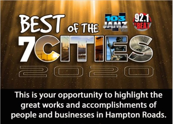 image for Vote for the Best of the 7Cities