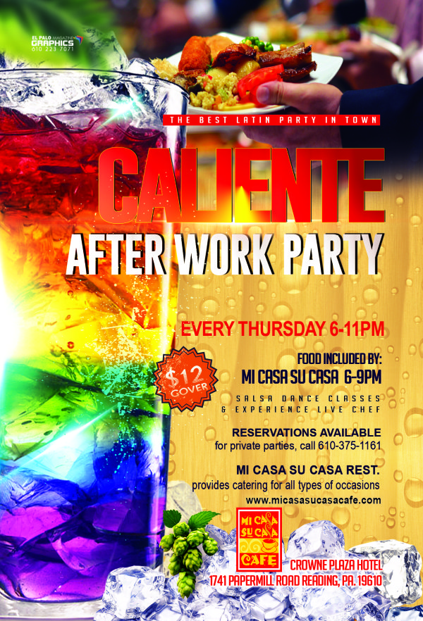None - Caliente at Crowne Plaza