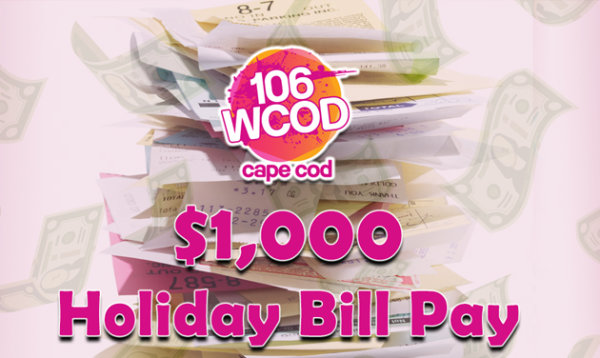 None - $1,000 Holiday Bill Pay!