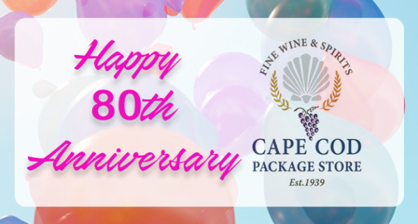 None -  Cape Cod Package Store's V.I.P Birthday Give-A-Way!