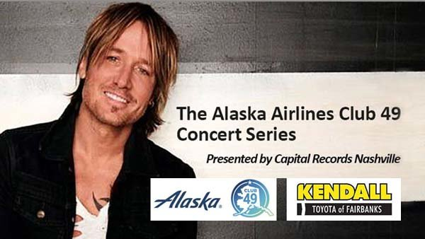 None - Win Airfare & Tickets to the Keith Urban Concert