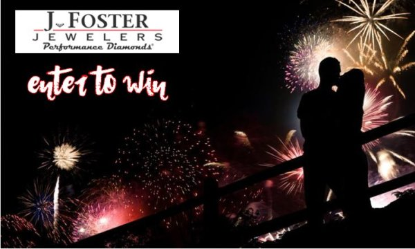None - Enter to Win $2,500 to J Foster Jewelers!