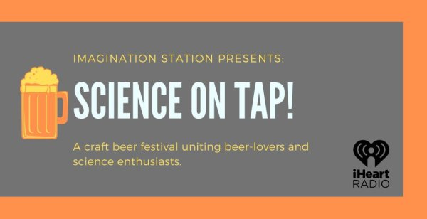 None - Win Science On Tap! Tickets