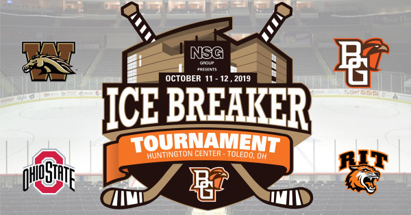 None - Win Tickets to the Ice Breaker College Hockey Tournament!