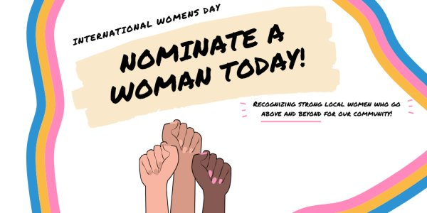 image for Nominate an Extraordinary Woman Today!