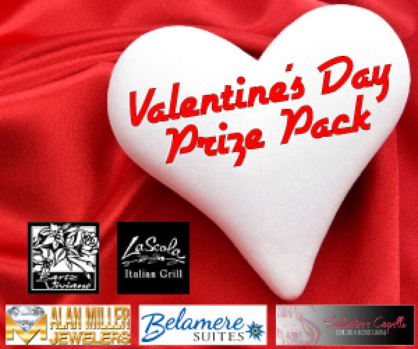 Win The Ultimate Valentineu0027s Day Prize Pack!