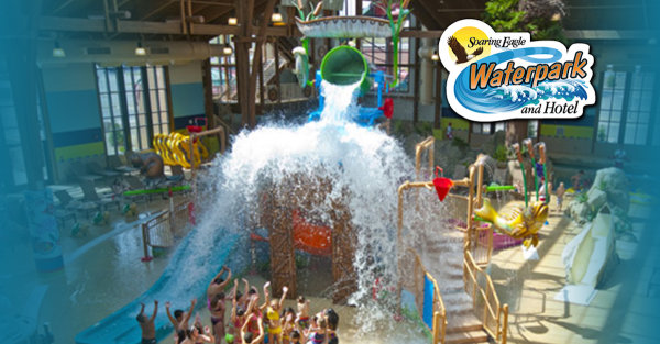 None - Win A Stay-Cation With Your Family At Soaring Eagle Casino & Resorts' Waterpark!