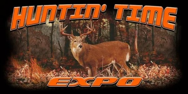 None - Win Hunting Time Expo Tickets