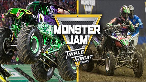 None -  Monster Jam: Triple Threat Series!