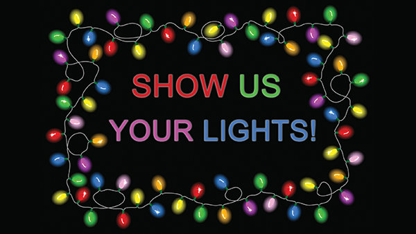 None - Show Us Your Lights!