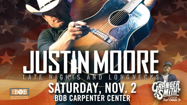 None - Justin Moore: Win 'em before you can buy 'em!