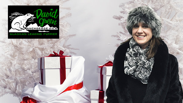 None - Have Yourself a Merry Furry Christmas with a New David Green Fur!
