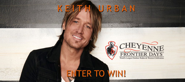 None -  Keith Urban Ticket Giveaway!
