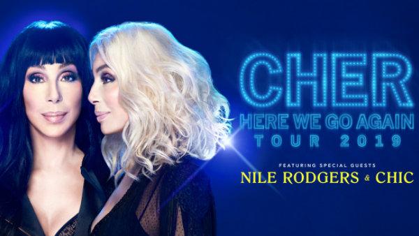 None - Cher: Here We Go Again Tour