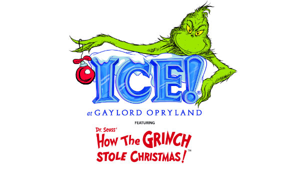 None -  ICE® featuring How The Grinch Stole Christmas!