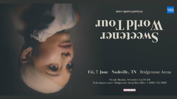 None - Ariana Grande