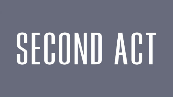 None - Second Act Pre-Screening