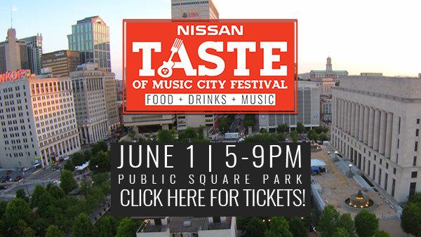 None - Nissan Taste of Music City