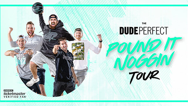 None - Dude Perfect Pound It Noggin' Tour