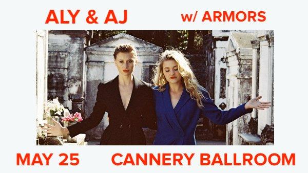 None - Aly & AJ