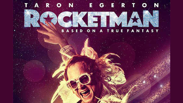 None - See Rocketman in theaters!
