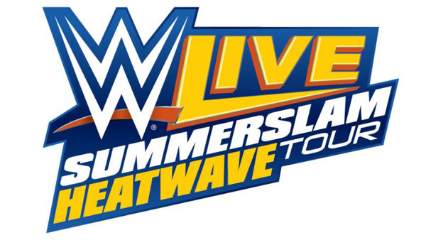 None - WWE Live Summerslam Heatwave Tour