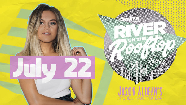 None - River on the Rooftop: Kelsea Ballerini Winning Weekend