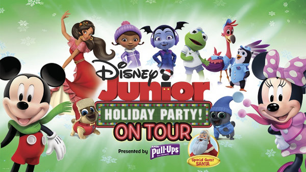 None - Disney Junior Holiday Party! On Tour!