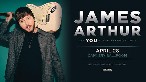 None - James Arthur