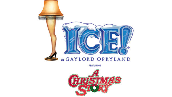 None - ICE! featuring A CHRISTMAS STORY™