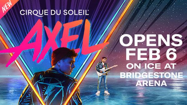 None - Cirque du Soleil: AXEL