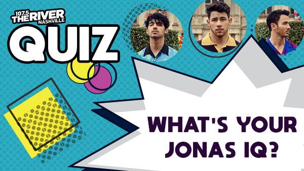 None - What's Your Jonas IQ?