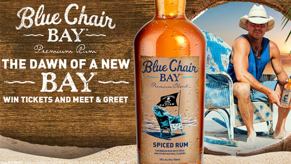 None - Win Kenny Chesney Tickets & Meet & Greet From Blue Chair Bay!
