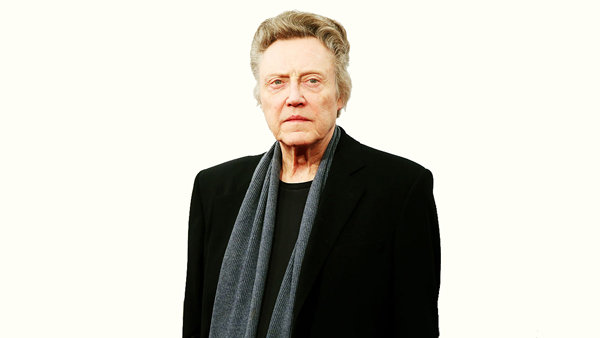 None - What In The World Is Christopher Walken Reading?
