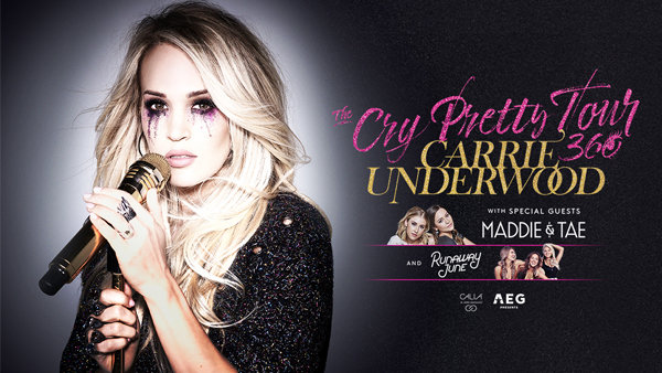 None - Win $30 in Kansas Lottery Tickets & Qualify to Win Carrie Underwood Tickets!