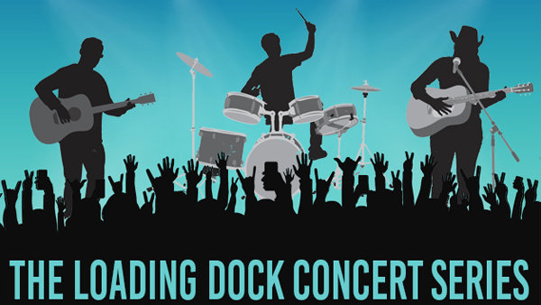 None - Win Seats to Our Loading Dock Concert Series!