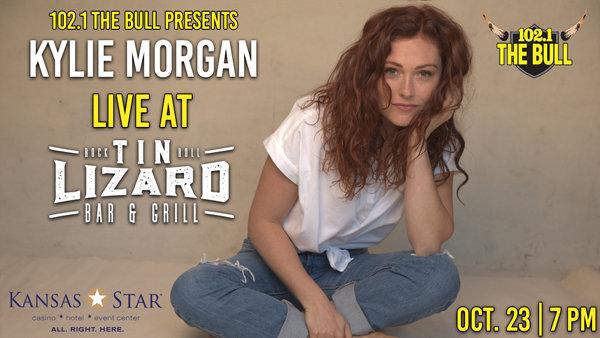 None - Win VIP Seats to Kylie Morgan at the Kansas Star Casino!