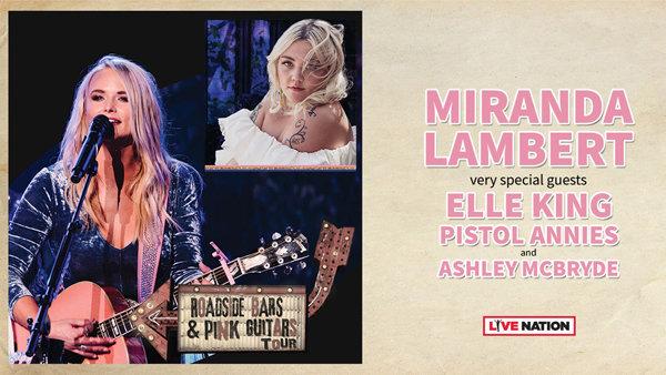 None - Miranda Lambert Heart Like Mine Sweepstakes