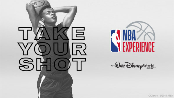 NBA Experience At Walt Disney World