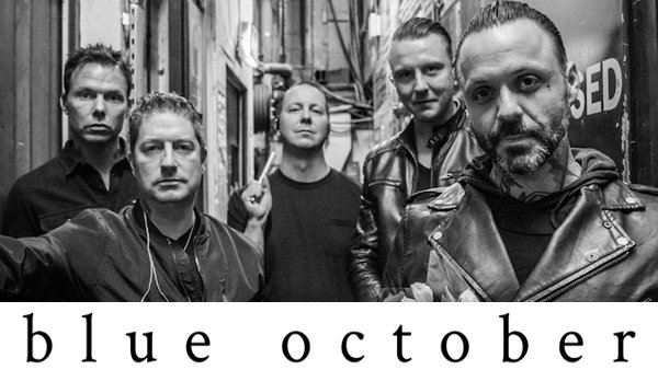 None - Blue October
