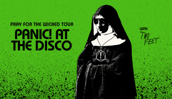 None - Win Tickets to PANIC! at the Disco LIVE!