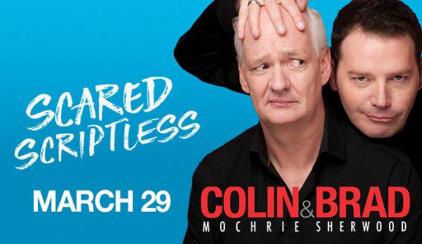 None - Win Tickets To Colin & Brad!