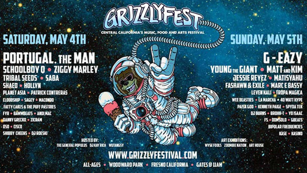 None - Win Tickets To Grizzly Fest!