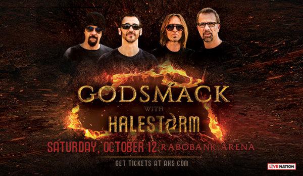 None - Win Tickets To Godsmack!!